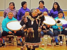 Inuvik Drummers and Dancers