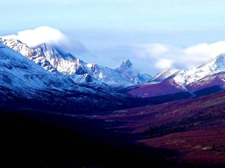 Tombstone Mountain Territorial Park, YT