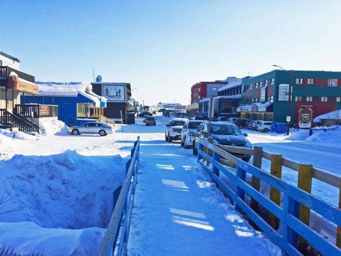 Photo 2 Town of Inuvik (Mick Fleming)